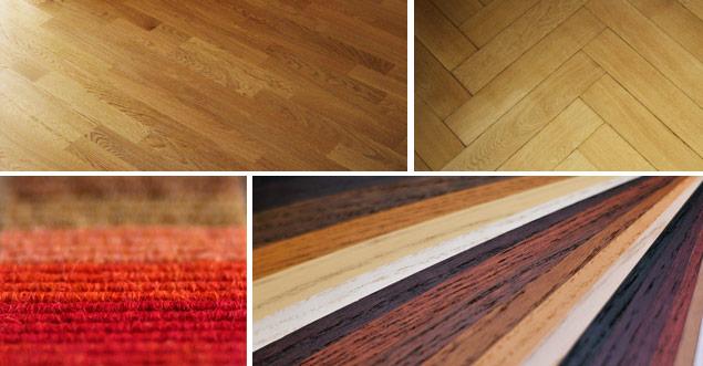 Wählen Sie aus unserem umfangreichen Musterkatalog Ihren neuen Fußboden aus.